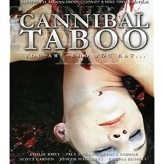 Cannibal Taboo [Blu-ray]