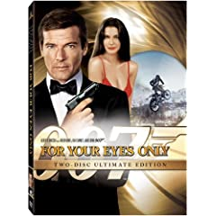 For Your Eyes Only (James Bond Two-Disc Ultimate Edition)