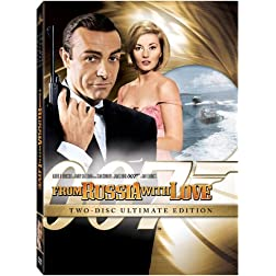 From Russia with Love (James Bond Two-Disc Ultimate Edition)