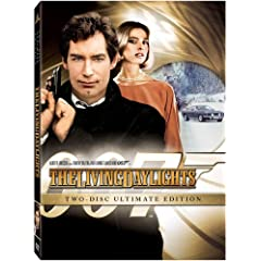 The Living Daylights (James Bond Two-Disc Ultimate Edition)