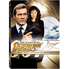 Octopussy (James Bond Two-Disc Ultimate Edition)