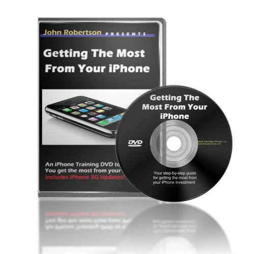 Getting The Most From Your iPhone (iPhone Training DVD)