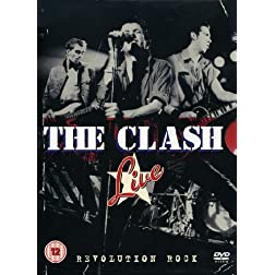 Clash Live: Revolution Rock