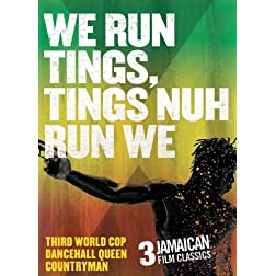 We Run Tings (Palm Jamaica set)