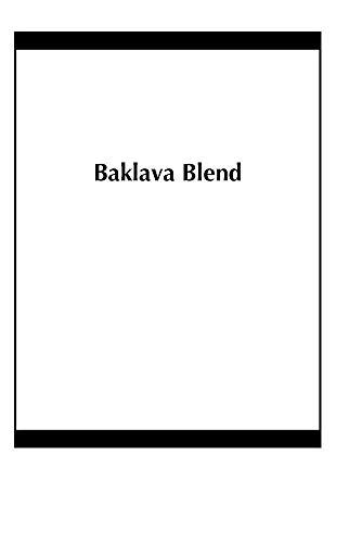 Baklava Blend