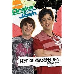 The Best of Drake & Josh- Seasons 3 & 4 (3 Disc Set)