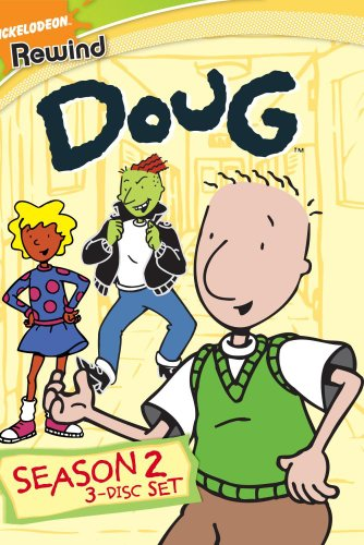 Doug - Season 2 (3 Disc Set)