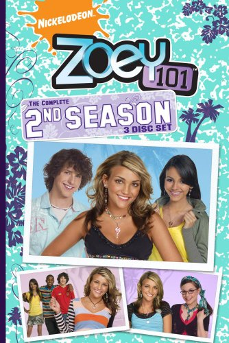 Zoey 101- The Complete 2nd Season (3 Disc Set)