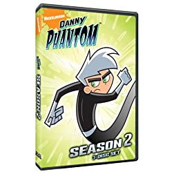 Danny Phantom- Season 2 (3 Disc Set)