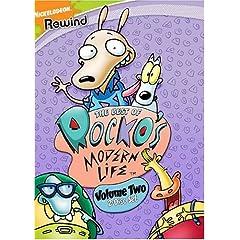 The Best of Rocko's Modern Life- Volume 2 (2 Disc Set)