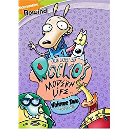 The Best of Rocko's Modern Life- Volume 2 (2 Disc Set)