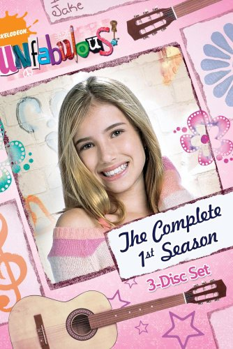 Unfabulous- Season 1 (3 Disc Set)