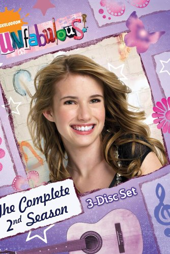 Unfabulous- Season 2 (3 Disc Set)