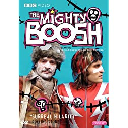 The Mighty Boosh: The Complete Season 1