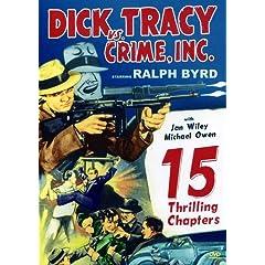 DICK TRACY vs CRIME INC