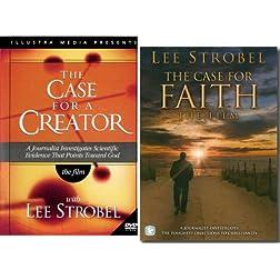 Case for a Creator / Case for Faith 2-DVD Set