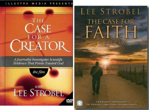 Case for a Creator / Case for Faith 2-DVD Set