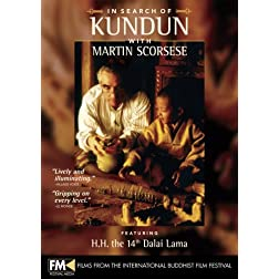 In Search of Kundun with Martin Scorsese