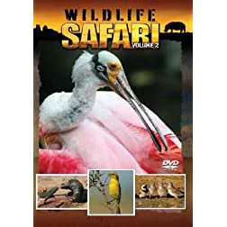 Vol. 2-Wildlife Safari