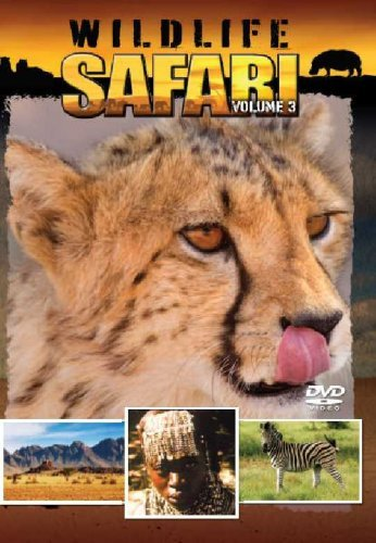 Vol. 3-Wildlife Safari
