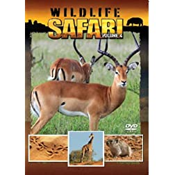 Vol. 4-Wildlife Safari