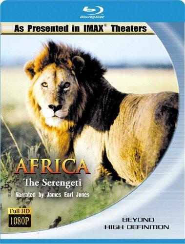 Imax Africa-Serengeti [Blu-ray]
