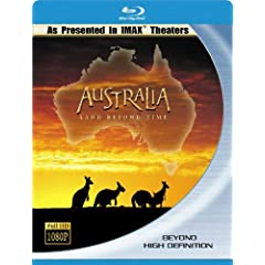 Imax Australia-Land Beyond Time [Blu-ray]