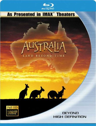 Imax Australia-Land Beyond Time [Blu-ray]