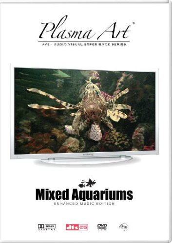 Plasma Art Mixed Aquariums