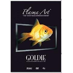 Plasma Art Goldie