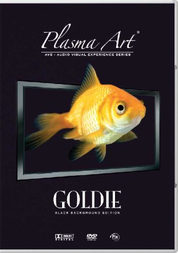 Plasma Art Goldie