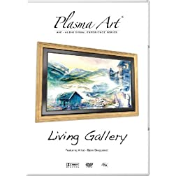 Plasma Art Living Gallery