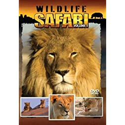 Vol. 1-Wildlife Safari