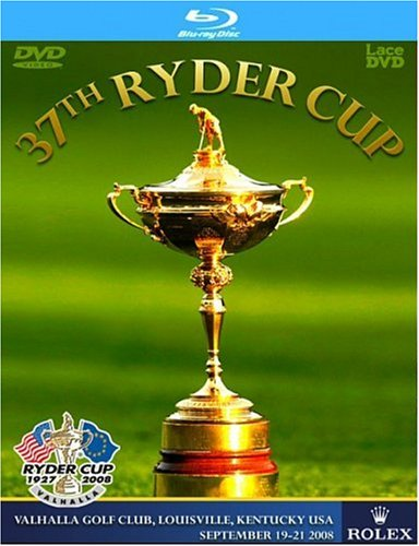 37th Ryder Cup Off [Blu-ray]