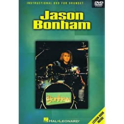 Jason Bonham: Instructional DVD for Drumset