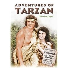 Adventures of Tarzan - Serial