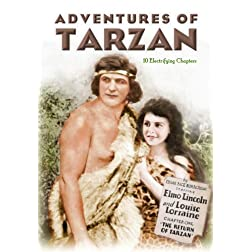 Adventures of Tarzan - Serial