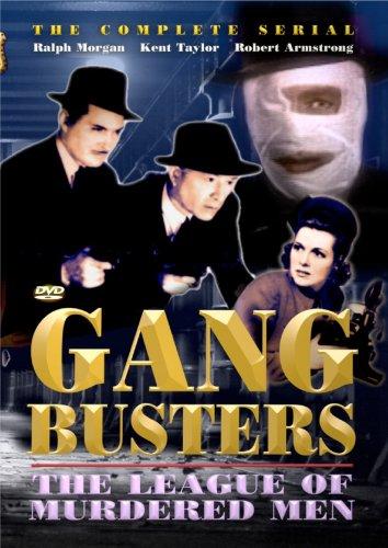 Gang Busters - Serial
