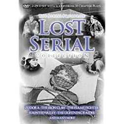 The Lost Serial Collection - Clips and Chapters from 35 Extremely Rare Serials