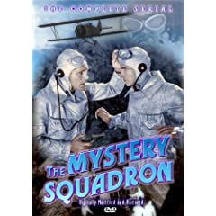The Mystery Squadron - Serial