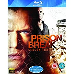 Prison Break [Blu-ray]