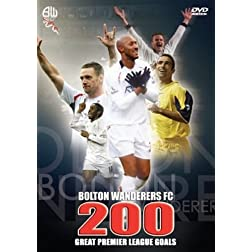 Bolton Wanderers 200 Great Premier