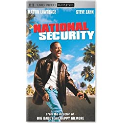 National Security [UMD for PSP]