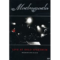 Live at the Oslo Spektrum