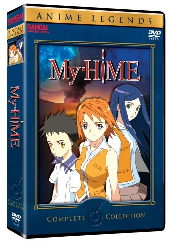 My Hime: Anime Legends Complete Collection