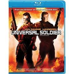 Universal Soldier [Blu-ray]
