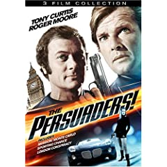 The Persuaders: 3 Film Collection