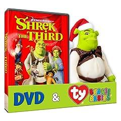 Shrek The Third (Shrek TY Plush)
