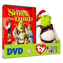 Shrek The Third (Shrek TY Plush)