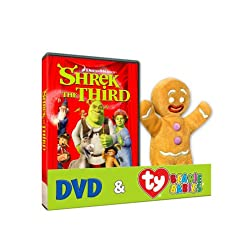 Shrek The Third (Gingy TY Plush)